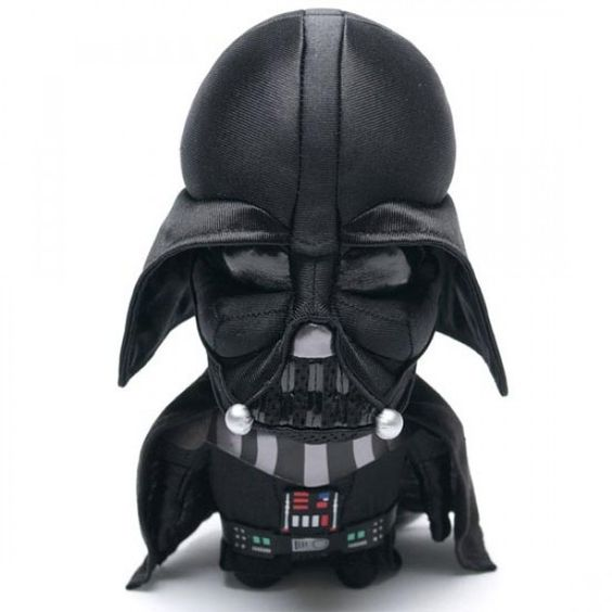 "9"" Darth Vader Plush Toy!"