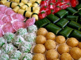 Indonesia Traditional Cakes
