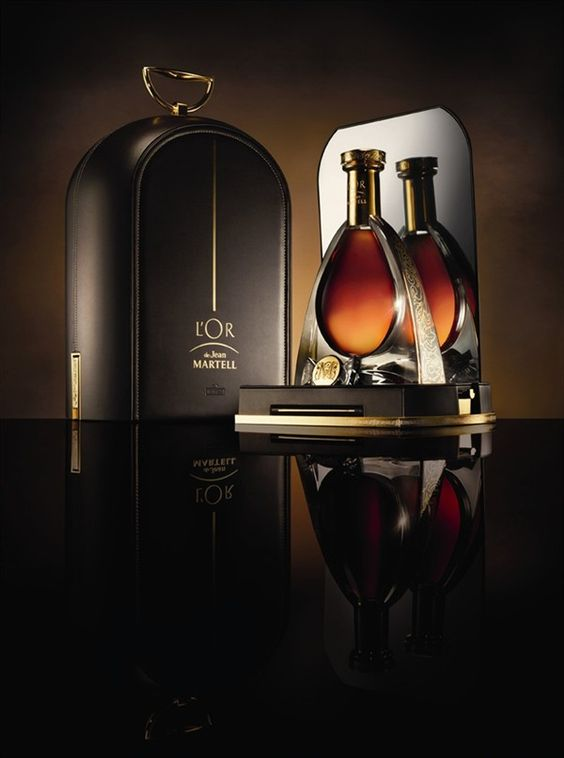 "Following high-profile collaborations with Parisian jeweler Chopard and architect Christian de Portzamparc, Martell is teaming up with French interior designer Eric Gizard for an extravagant gift box to house the brand's most complex blend to date, L'Or de Jean Martell.    The result of a series of ""rare encounters"", L'Or de Jean Martell is a complex blend of over 400 precious eaux-de vie from the Grande Champagnes and Borderies regions."