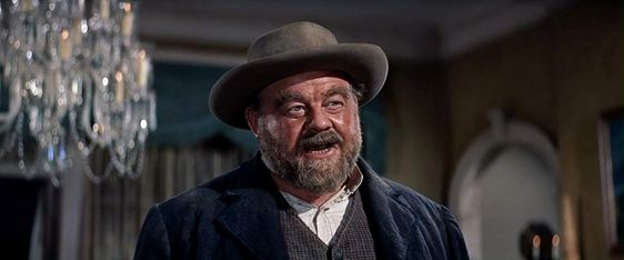 Burl Ives in The Big Country (1958)