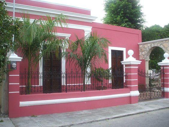 Pinturas para casas colores para paredes de fachadas - Colores de pintura para casa ...
