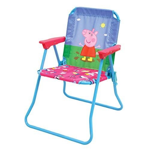 Peppa Pig Patio Chair For Kids Portable Folding Lawn Chair Kids