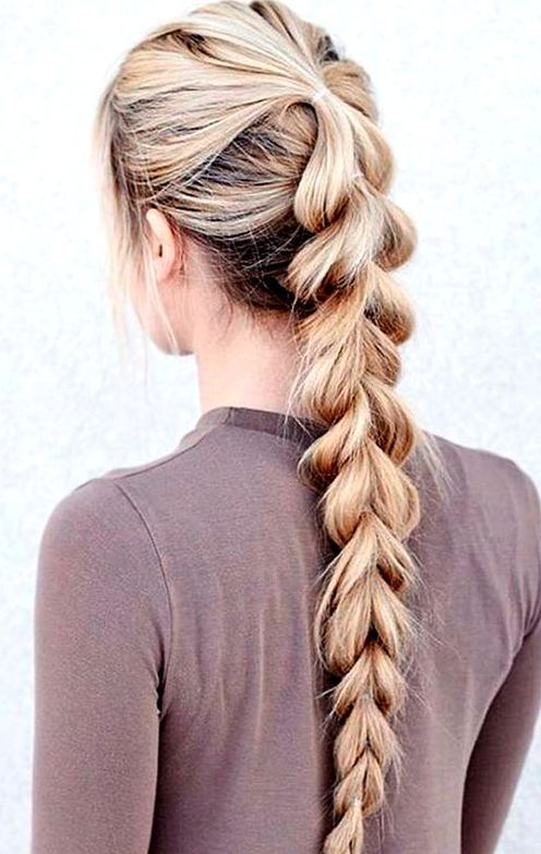 Easy Hairstyle Girls Girls Easy Hairstyle Cute Hairstyle Girls Quick Hairstyle For Girls Cute Hairstyle Long Hair Styles Cool Hairstyles Braided Hairstyles