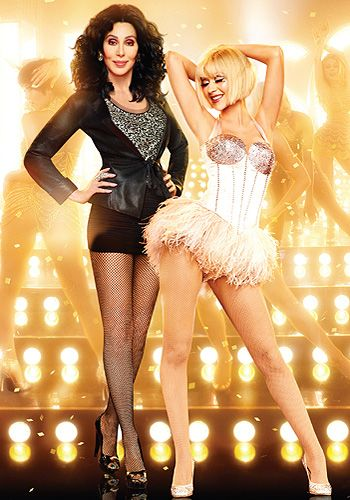 burlesque themed party decorations | ... to my Christina Aguilera themed Birthday Party! | The Sapphire Report