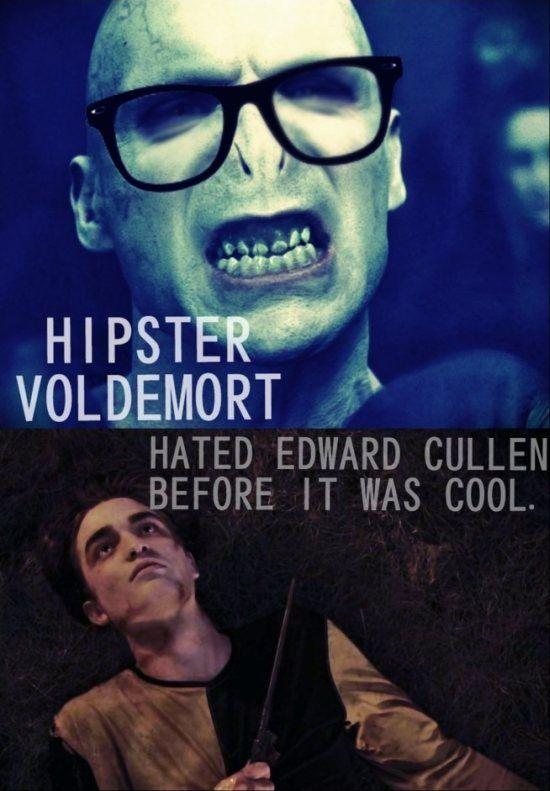 Poor Cedric, he never stood a chance. o-o