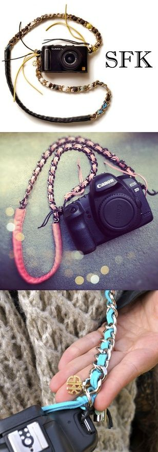 camera strap ~love ~ SO Love This!! I must have a dozen straps  zipper pulls 1/2 baked.. Scheduling enjoyment is totally my goal ~