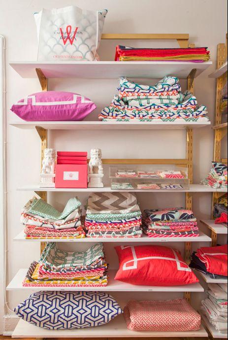 fabric storage plus glam