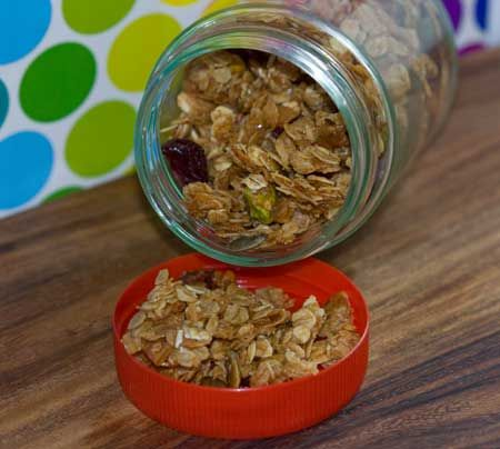 Eleven Madison Park Style Granola - If you're in the mood to try a ...