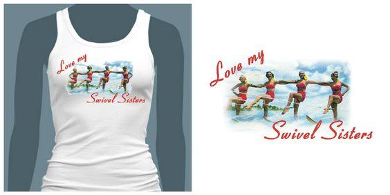 Love my Swivel Sisters!!