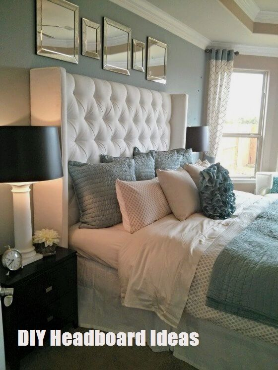 Make Your Own Headboard Diy Headboard Ideas With Images