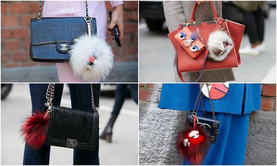 Handbag Report: Pom-Pom Mania!