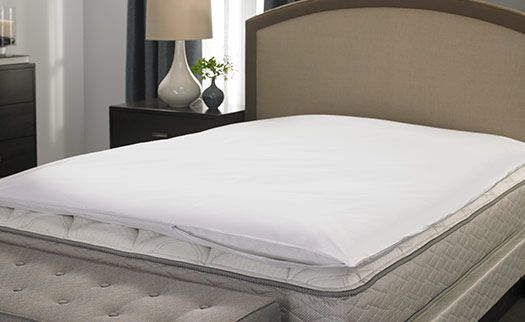 Hilton Featherbed Protector Hotel Collection Home Linen Bedroom