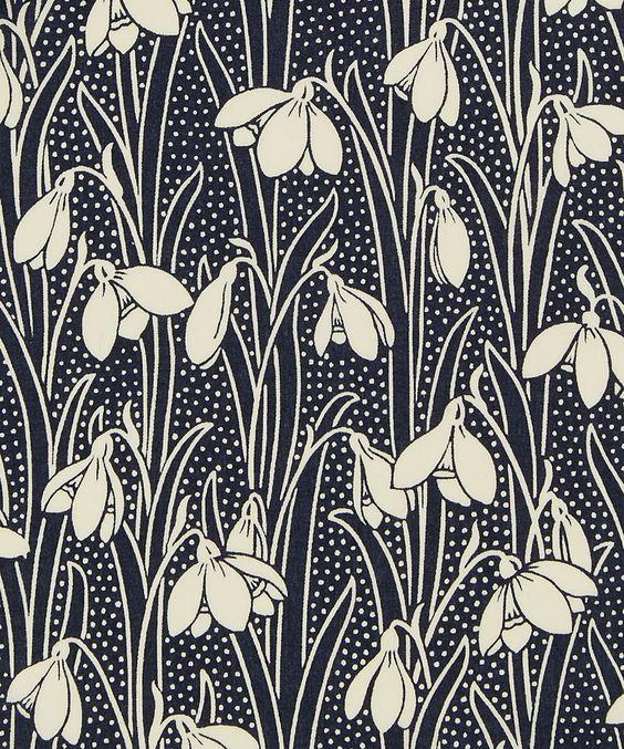 Liberty Art Fabrics Hesketh A Tana Lawn Cotton | Fabric | Liberty.co.uk