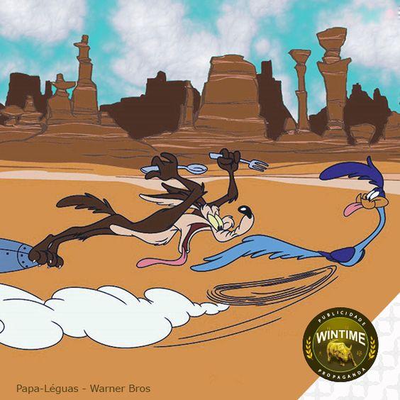 Um dos desenhos animados mais famosos da Warner Bros, Papa-Léguas e Coiote, foi criado em 16 de setembro de 1949. A história do cartum sempre gira em torno do Coiote faminto que tenta capturar, em um deserto cheio de estradas, o Papa-Léguas, mas nunca consegue. Curta nossa página: https://www.facebook.com/wintimepublicidade