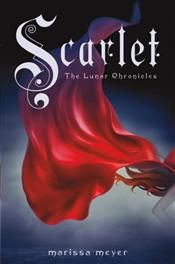 Marissa Meyer goes Scarlet    With Scarlet, the new installment in Marissa Meyer's Lunar Chronicles, the author fuses influences from stories as disparate as the Grimm fairy tales and Star Wars...