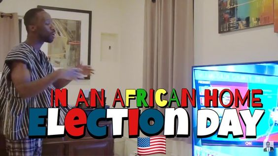 In An African Home: Election Day