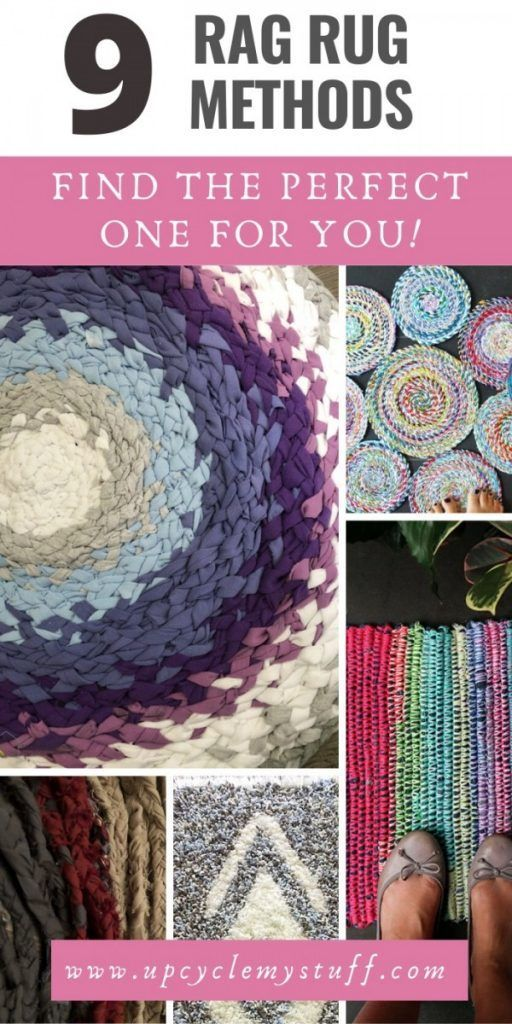 9 Ways To Make A Rag Rug You Ll Want