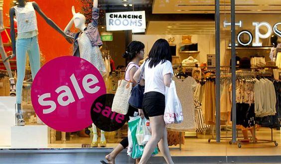 Singapore là thiên đường mua sắm hàng hiệu của Đông Nam Á