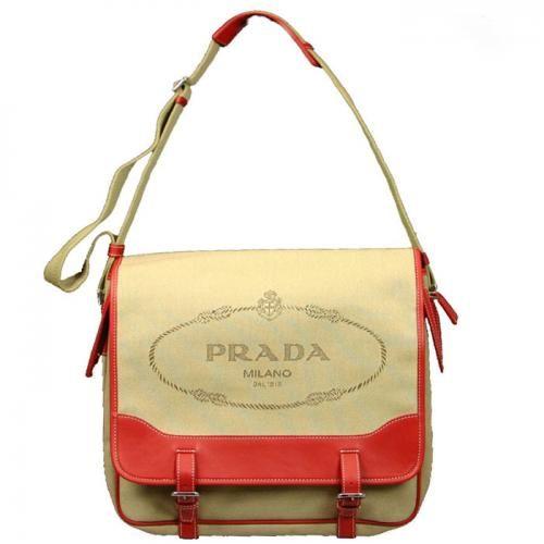 Awesome Prada Tessuto Saffiano Laptop Bag Pink Prada Bag