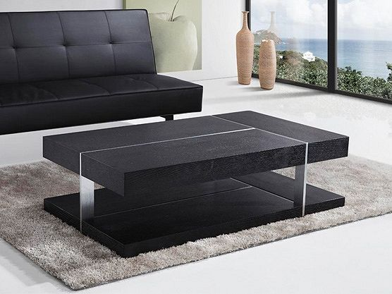 Modern Design Sofa Table - Cocktail & Coffee Tables - BRAGA | baldai |  Pinterest | Quality furniture, Sofa tables and Coffee