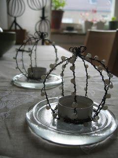 Nifty: Steel wire crown tutorial: