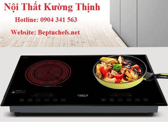 Giá bán mới nhất của bếp điện từ Chefs EH MIX321