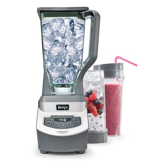 A true asset to any kitchen, the Ninja? Professional Blender is a professional, high-powered innovative tool with a sleek design and outstanding performance. The blender is perfect for ice crushing, blending, pureeing and controlled processing.