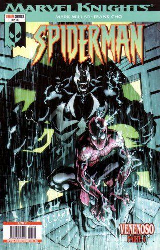 Spiderman. Marvel knights #8