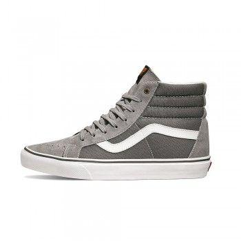 sk8 hi vans frost grey