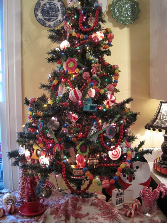 kitchen tree ornaments from family and friends christmas kitchen pinterest ornament and christmas kitchen