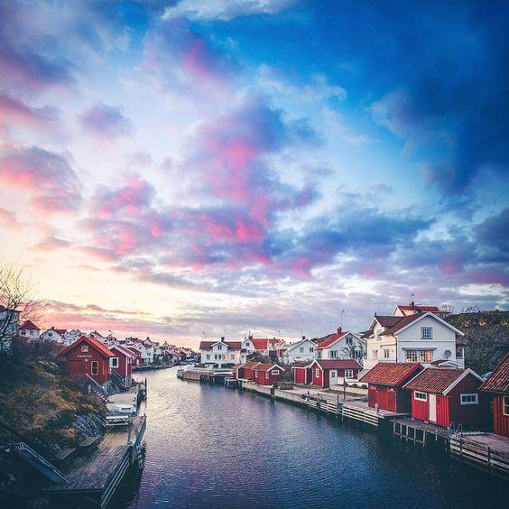 Grundsund, Sweden