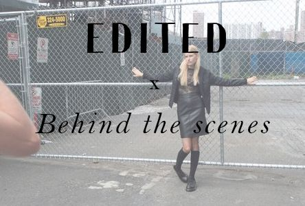 Let us take you on a exclusive journey behind the scenes of the EDITED magazine. check out what´s going on in the daily life of our editorial department at EDITED.de