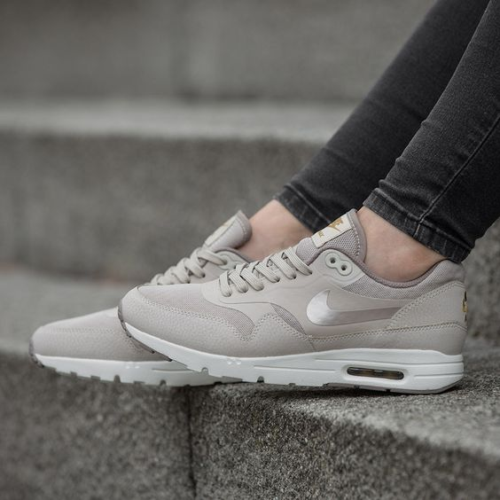 Add the Nike Womens Air Max 1 Ultra Essential Trainer to your summer  collection    useful   Pinterest   Summer collection Trainers and Air max