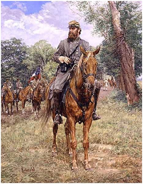 Traveller and Little Sorrel – The War-Horses of Lee and Jackson
