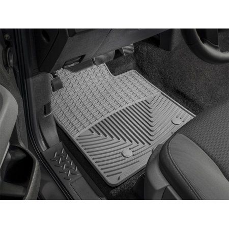 Weathertech 09 13 Ford Transit Connect Front Rubber Mats Grey