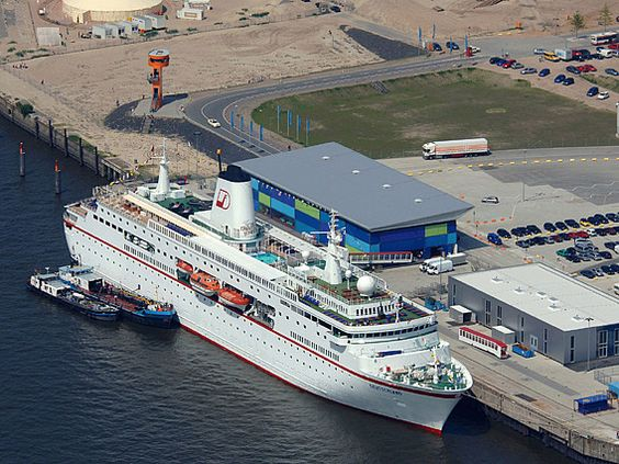 Hamburg Cruise Center Alton
