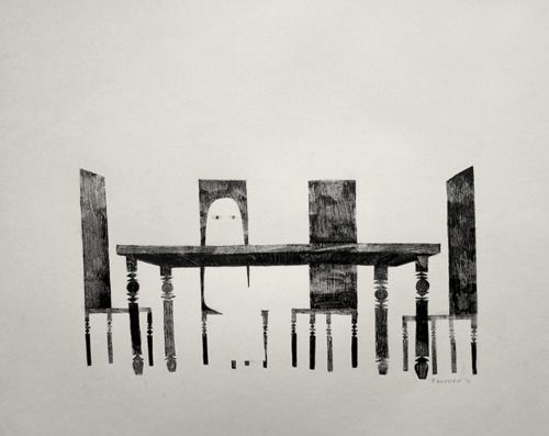 "jon klassen ""table ghost"""