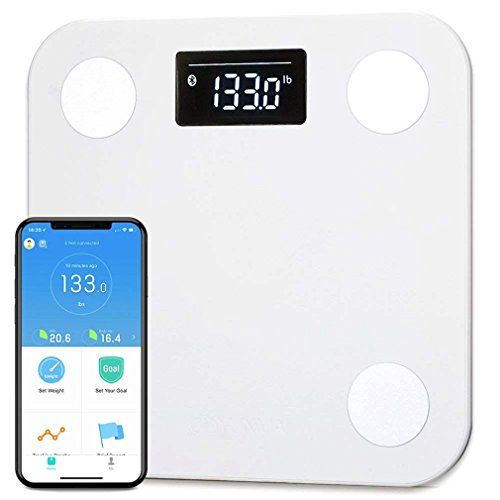 Yunmai Smart Scale With Free App Now 28 99 Was 49 95 In 2020 Smart Scale Digital Scale Bathroom Best Bathroom Scale