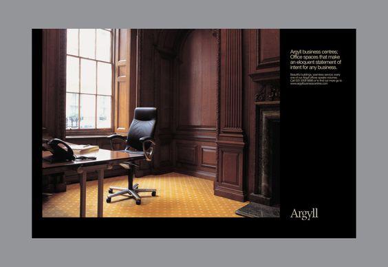 Argyll by Nelson Associates , via Behance