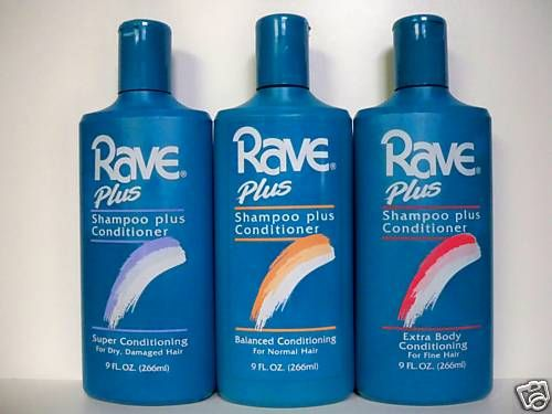 Rave.....always used this after the pool for some reason :)