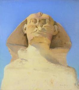Simon Albert Bussy - Le Sphinx De Gizeh