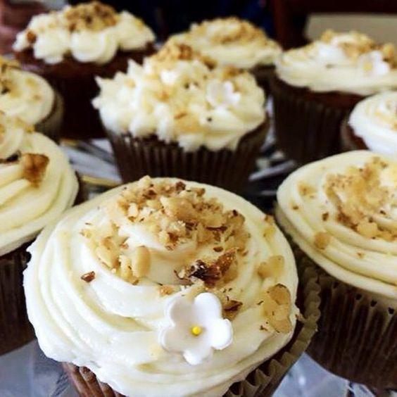Carrot Cupcakes @maddiesbakedgoods Instagram photos | Websta