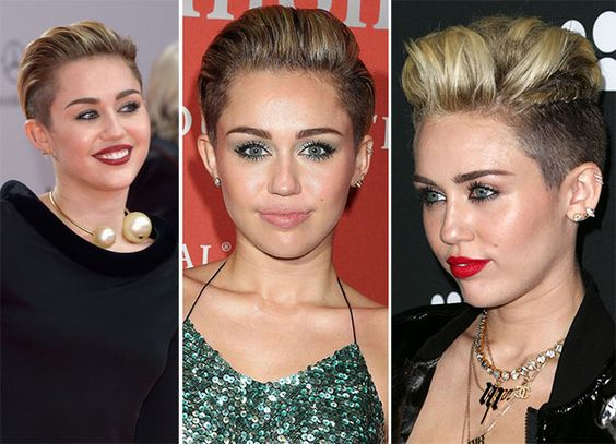 Fine Slicked Back Hair Hairstyles And Products On Pinterest Short Hairstyles Gunalazisus
