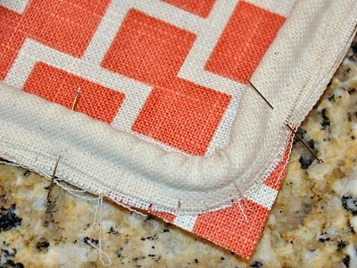 Isabella & Max Rooms: How To Make Pillows With A Trim Edge & Zipper Closure