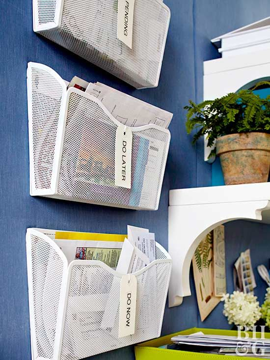 24 Smart Ways To Organize Important Papers Bills Receipts And