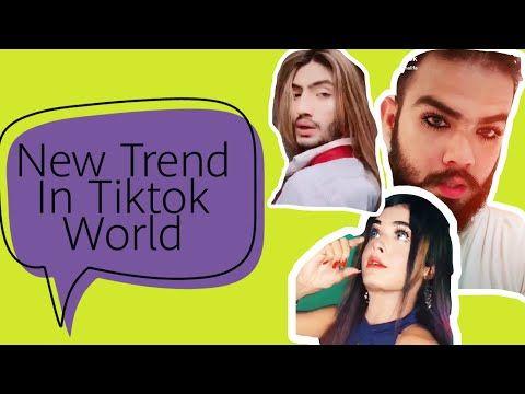 Tiktok Latest Trend Gender Change Monti Roy Saba S Review Youtube Gender Change Saba Gender