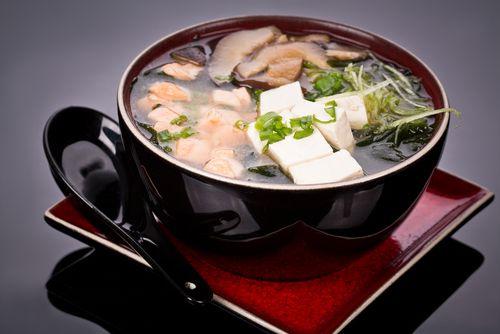Recette de la soupe miso japonaise