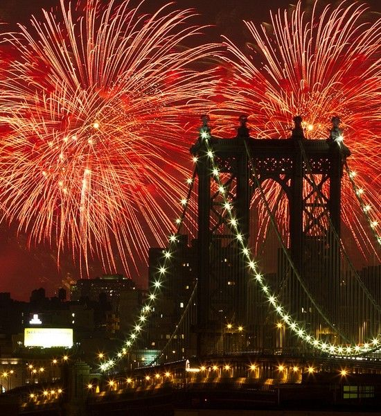 Fourth of July in New York--Happy Fourth everyone!
