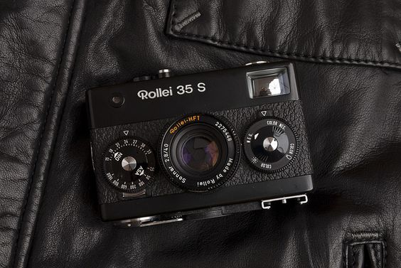 Rollei 35 S | Flickr - Photo Sharing!