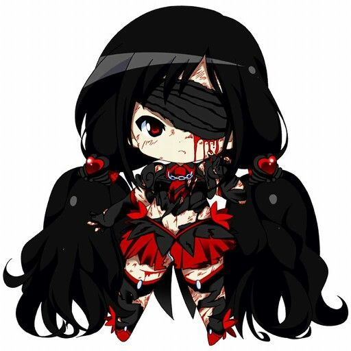 Blood C Anime Characters Wiki : Chibi saya blood c pinterest